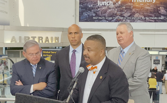 Payne, Menendez, Booker, Sires Announce Steps to Address Growing Security Checkpoint Delays at Newark Airport