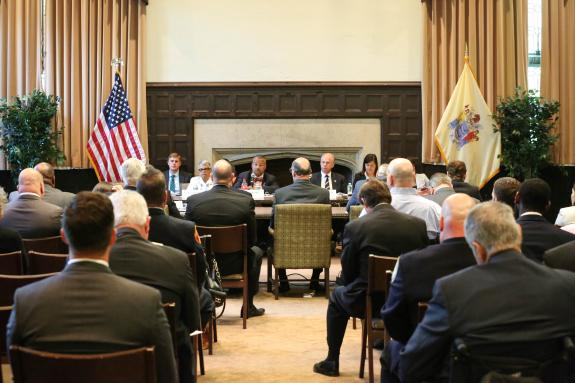 Payne, Jr. Hosts Homeland Security Field Hearing in Jersey City