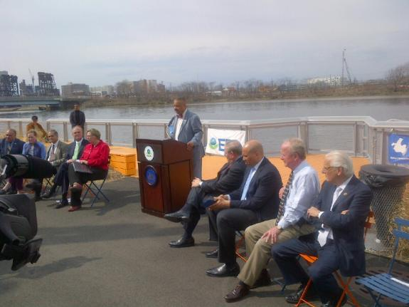 PAYNE JOINS NEW JERSEY DELEGATION IN EPA ANNOUNCEMENT TO CLEAN UP PASSAIC RIVER