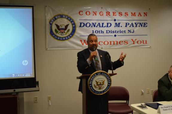 Payne Hosts Health Care Town Hall in Jersey City