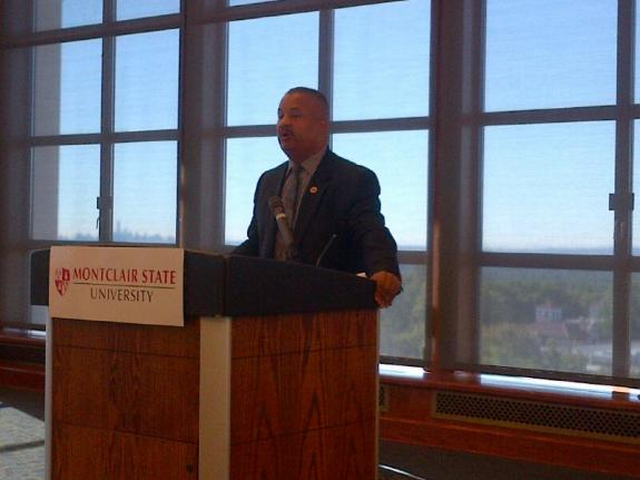 Payne Speaks at Small Business Development Conference