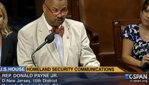 Payne, Jr.'s Interoperable Communications Bill Signed into Public Law feature image