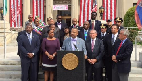 Payne, Menendez, Booker Announce $4.4M COPS Grants to Enhance Public Safety in NJ, East Orange, Essex County, Jersey City feature image